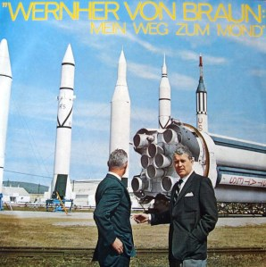 Mein Weg zum Mond: Wernehr von Braun